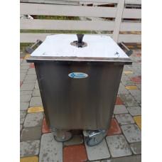 Бак для пищевых отходов - AISI24