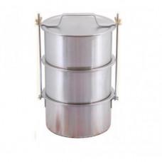 Судки для перевозки продуктов Ekber 3х2.5л    - AISI24